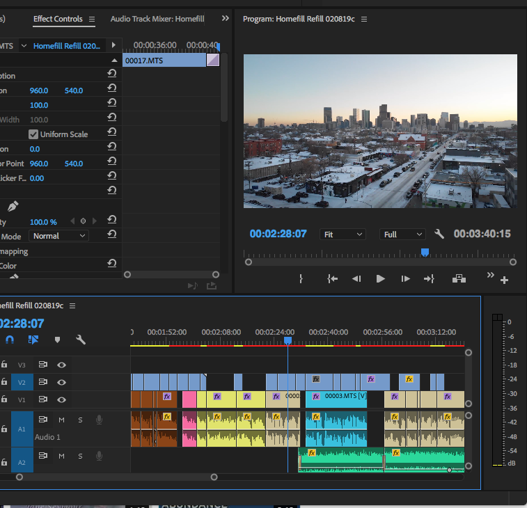 Denver Video Production Premiere Pro