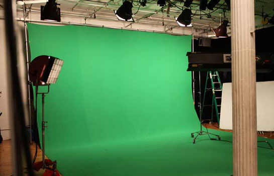 Denver Video Production Green Screen